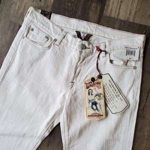 Vintage Lucky brand Dungeness jeans NWT